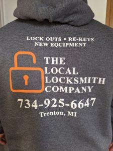 The Detroit Locksmith Company Hoodie