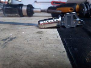 rekey deadbolt door lock tool
