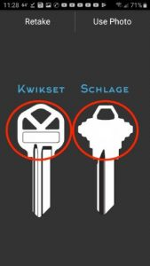 difference between kwikset and schlage keys
