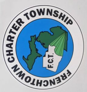 logo for the frenchtown charter township