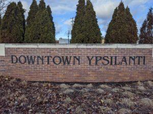 downtown ypsilanti