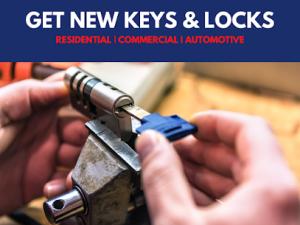 new locks and keys