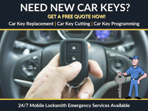car key cutting and replacement